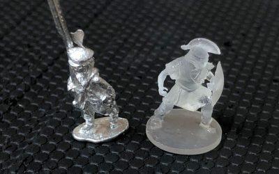 Miniature Soldier Designs